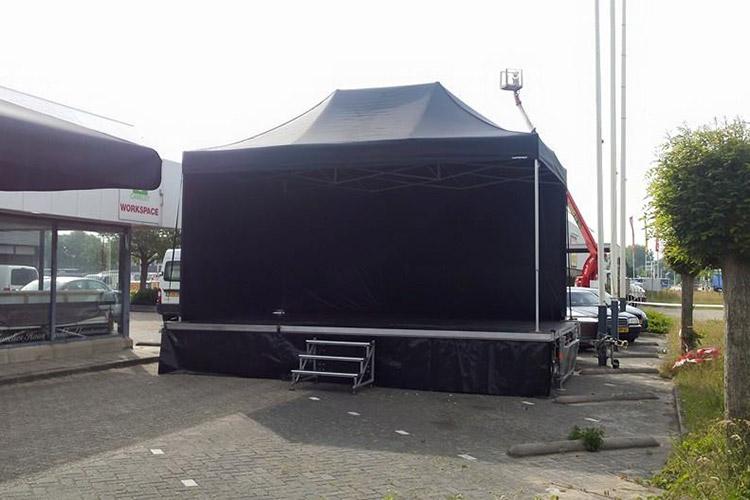 PTP4 - Podiumwagen Zwolle